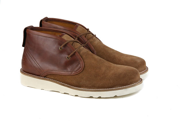 Men On-spot Leather Shoes