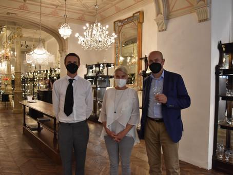 Innovation durch Tradition - Exkursion zu J. & L. Lobmeyr