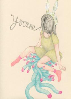 Yvonne, l'enfant château