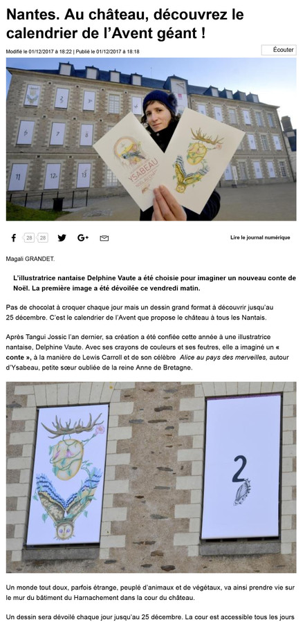 Ouest France 02 12 2017