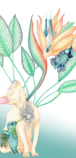 Ysabeau, le jardin des songes