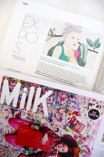 Milk septembre 2014