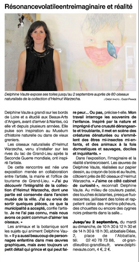 Ouest France 30 06 2018