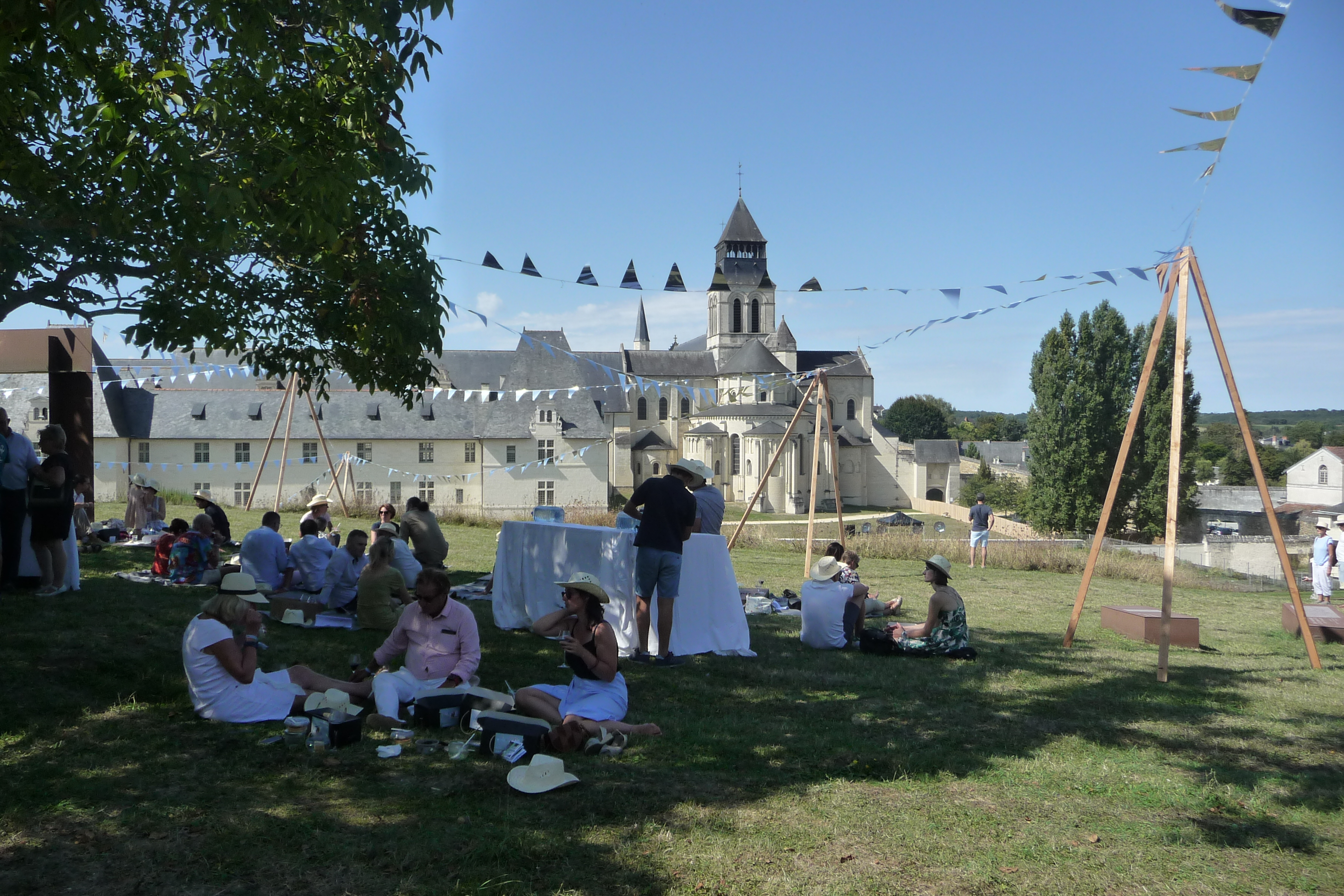 Résidence Festivini/ Fontevraud 2018