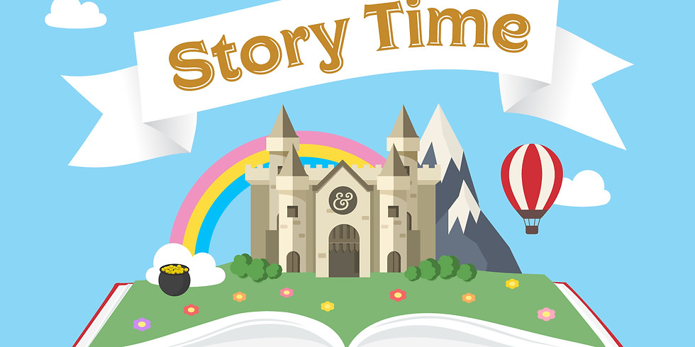 Story Time with the Library!