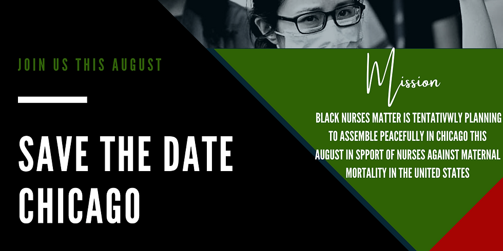 BLACK NURSES MATTER NETWORK SUMMER SUMMIT -AUGUST 2021