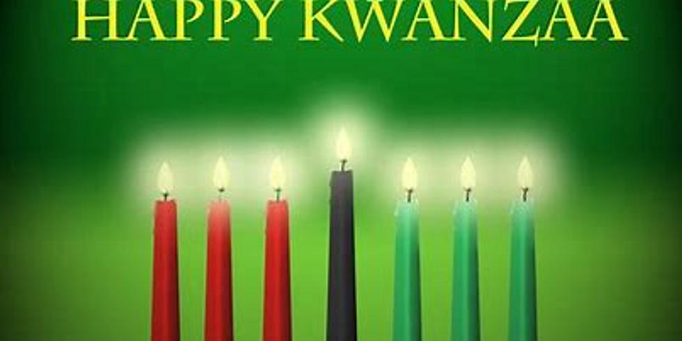 Kwanzaa Kickoff