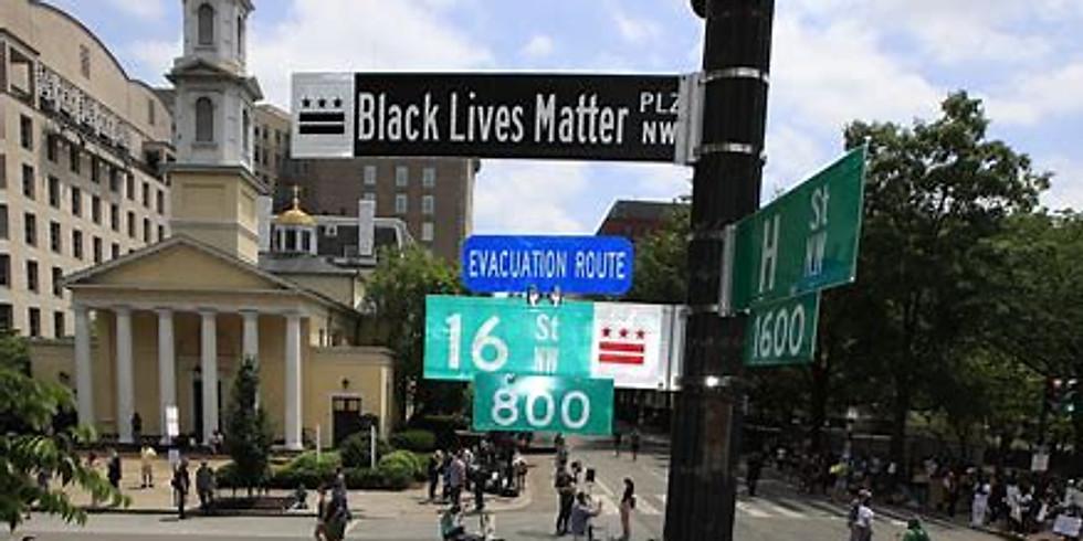Black Nurses Matter March Follow Up Zoom Confernece