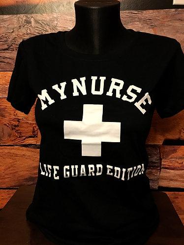 My Nurse LGE Tee