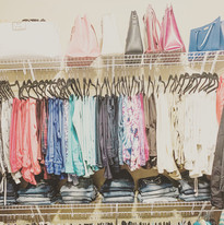 Color Coded Hanging