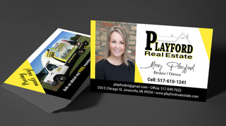 PRE Business Cards