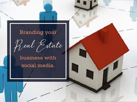 Branding Your Real Estate Business with Social Media