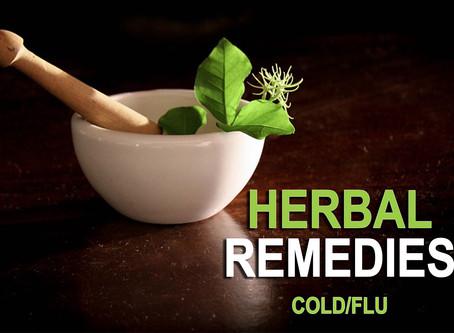 Herbal Remedies-Colds/Flu