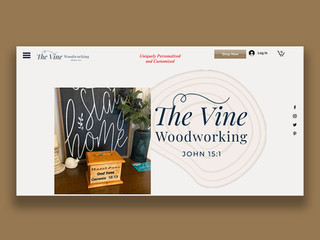 The Vine Woodworking