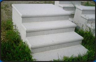Precaster Concerte Stairs
