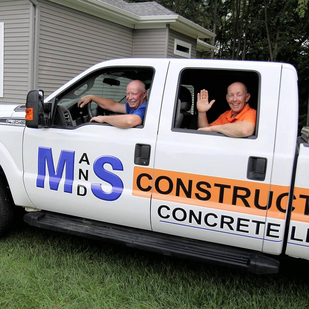 M&S Construction, Ryan S.
