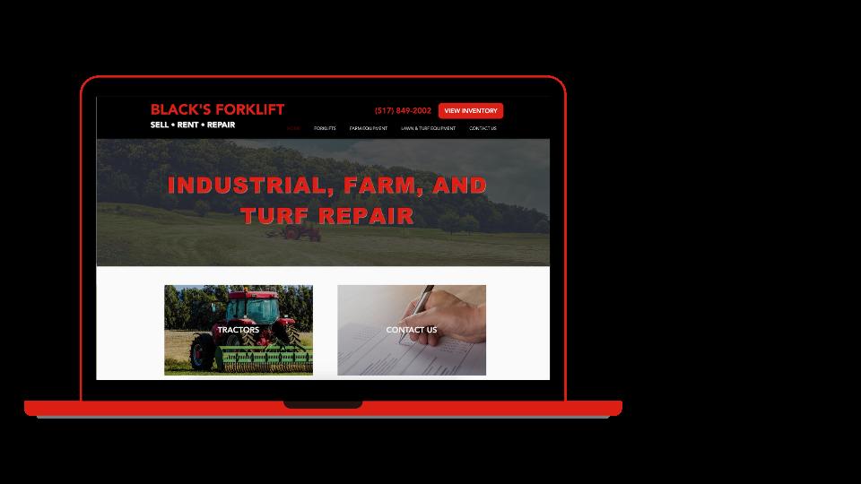 Black's Forklift & Repair