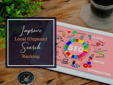 Improve Local (Organic) Search Ranking