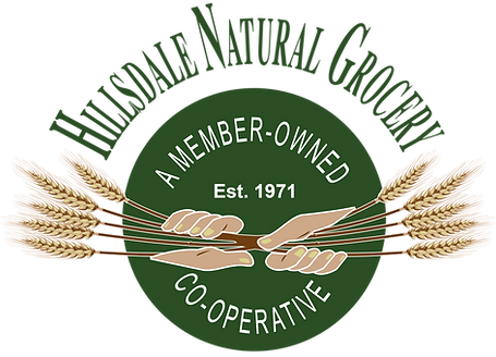 Hillsdale Natural Grocery Logo