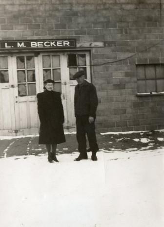 Becker and Scrivens Begining