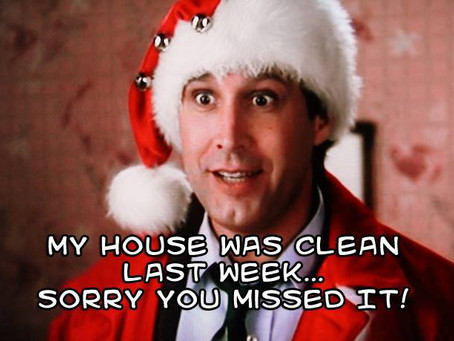 AIC's 3-Day Holiday Cleaning Checklist!