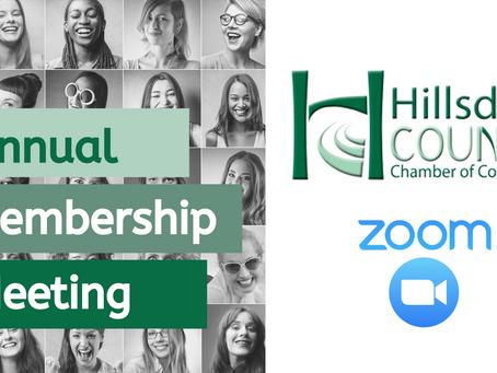 HCCC Annual Member Meeting Recap