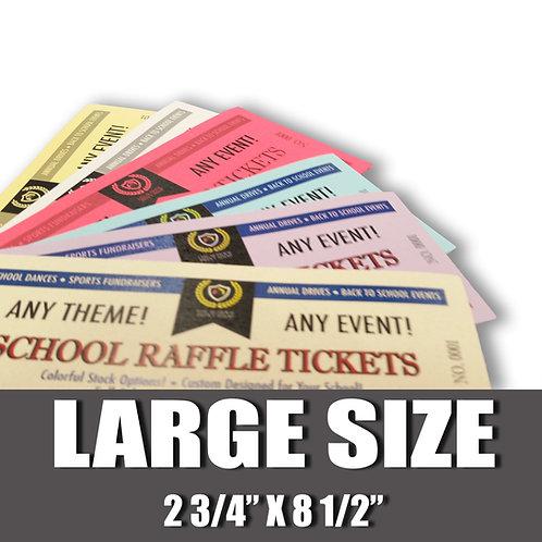 Standard Cardstock - Large Size