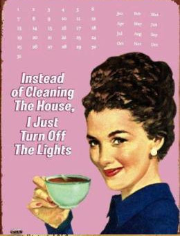 So What Does My Cleaning Lady ACTUALLY Do While Cleaning My Home?
