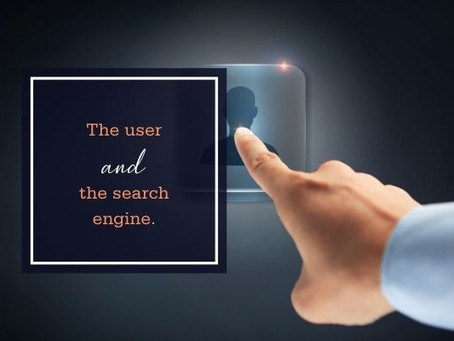 The User and The Search Engine