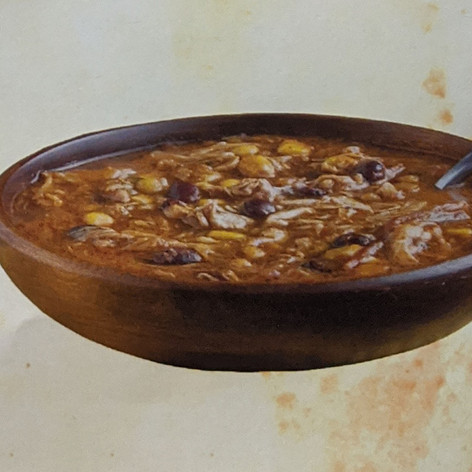 Chicken Roetilla Soup