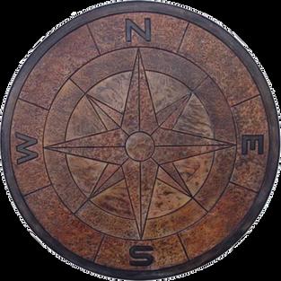 Star Compass Finish