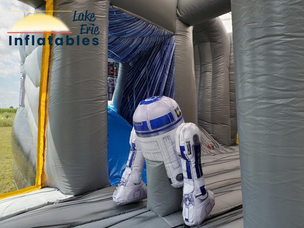 Star Wars MILLENNIUM FALCON Experience2.