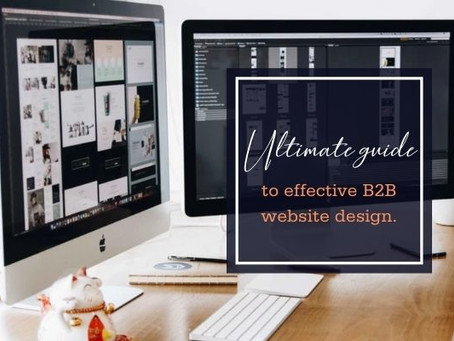 Ultimate Guide to Effective B2B Website Design
