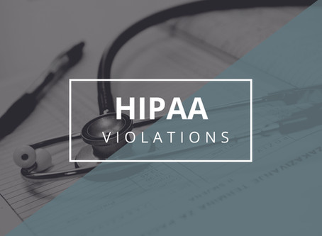 A Brief Refresher on HIPAA's Privacy and Security