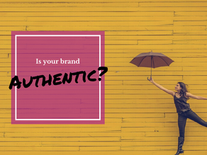 Is your brand authentic?