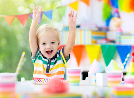 14 Ways to Celebrate Your Child's Birthday During COVID-19