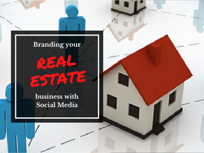 Branding Your Real Estate Business w/Social Media
