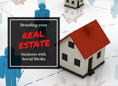 Branding Your Real Estate Business w/Social Media