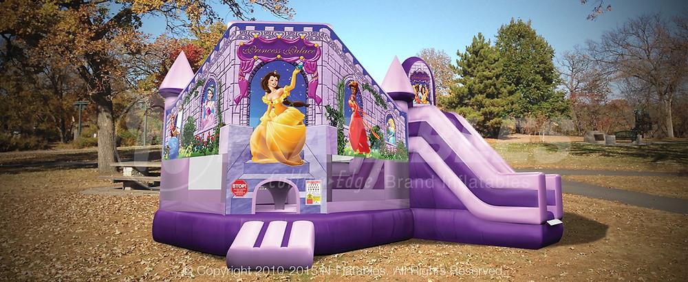 Princess Palace Club bounce house