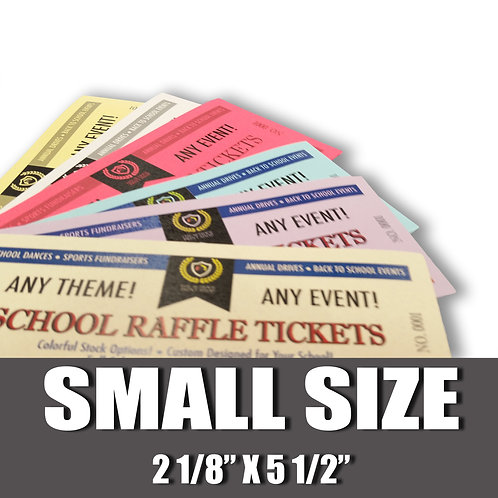 Standard Colors - Small Size