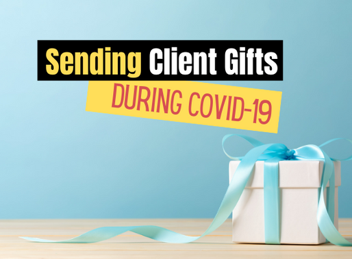 Sending Client Gifts During COVID-19