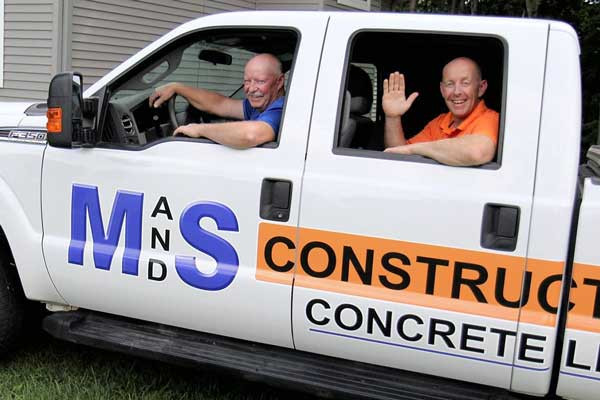 M AND S Construction Concrete Leveling