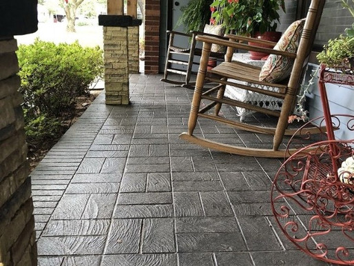 Decorate & Upgrade Your Home with Concrete!