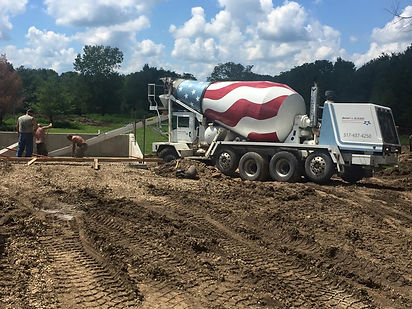 Becker & Scrivens Quality Concrete Products