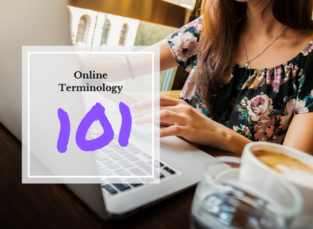 Online Terminology 101