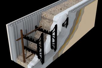 Insulated Concrete