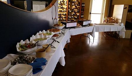 Banquet Food at Olivia's in Jonesville, MI