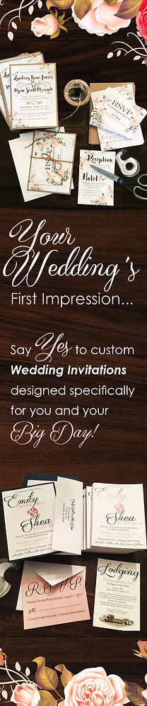 Your Wedding's First Impression
