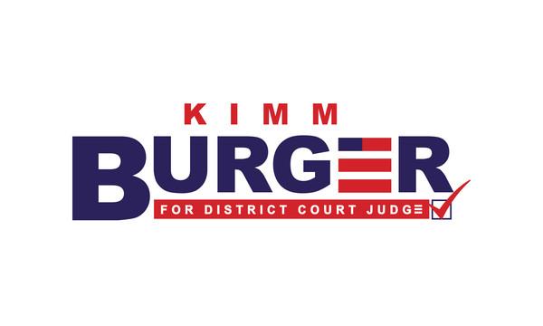 Kimm Burger for District Judge