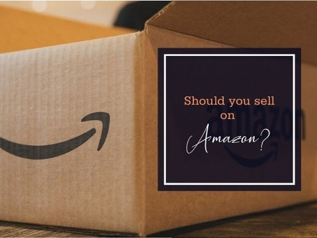 Should You Sell on Amazon?